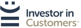 Investor in Customers logo